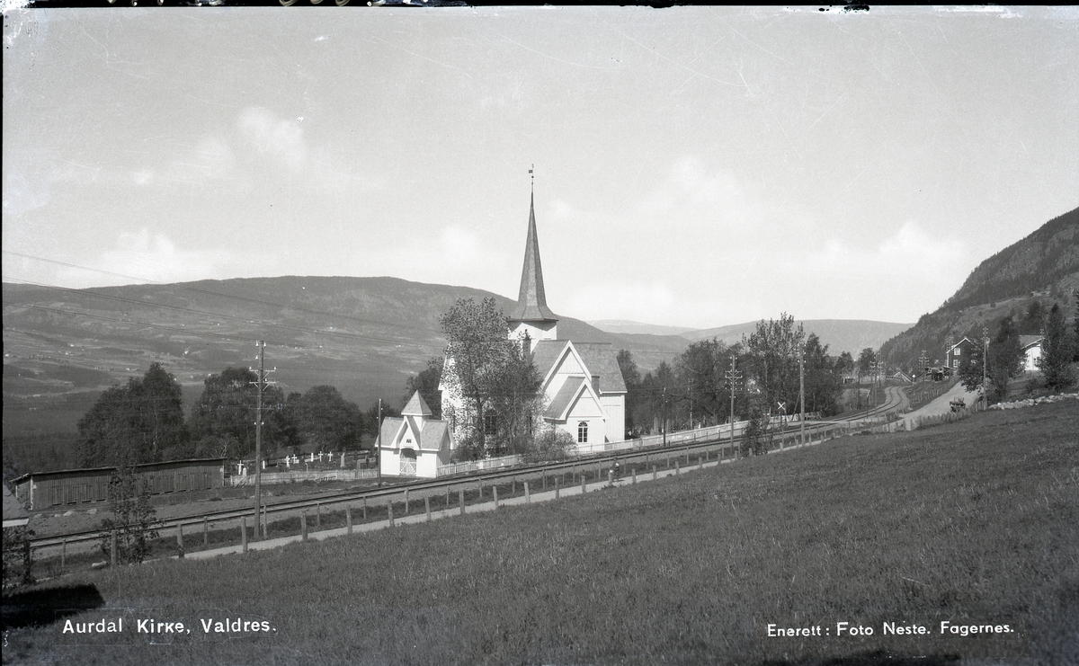 Aurdal kirke.