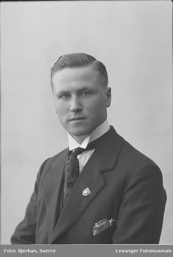 Portrett Nordlie Kåre.