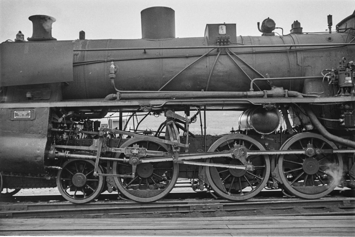 Damplokomotiv type 26c nr. 378.