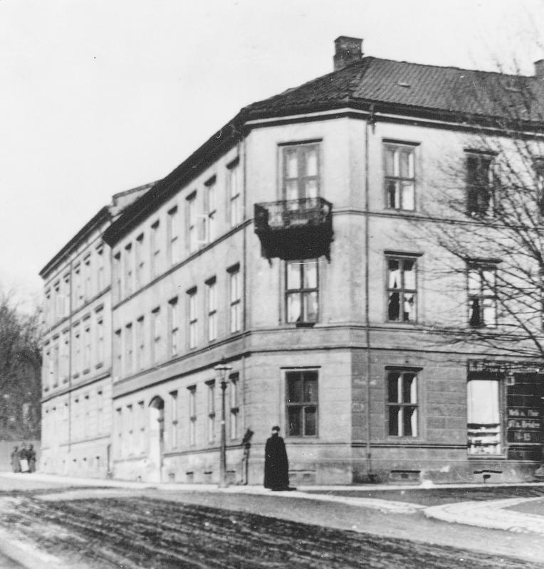 Wessels gate 15, ca. 1900