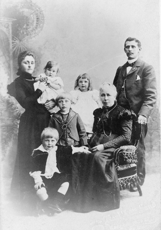 En borgerlig familie