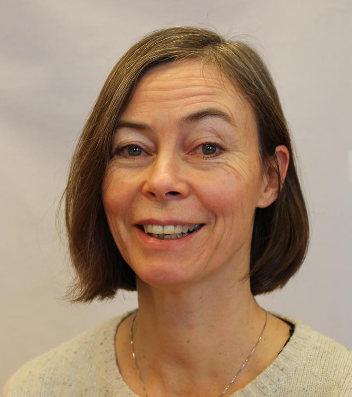 Caroline Rolstad, leder for Sandbeckjubileet og kultursjef i Åmot kommune.