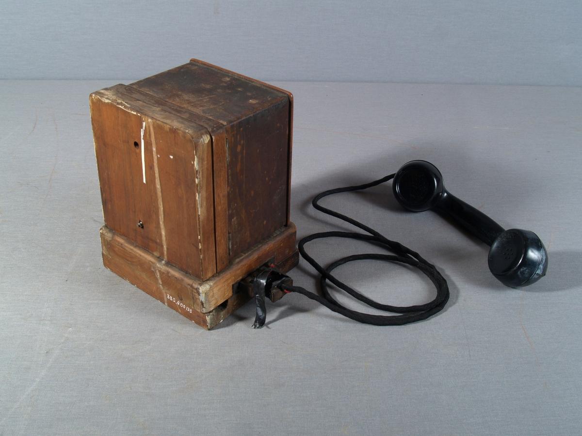Telefonapparat