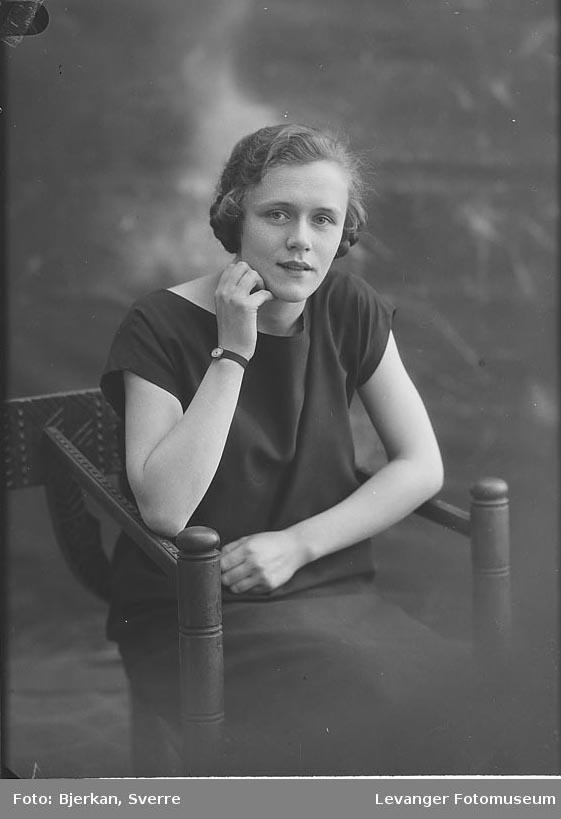 Portrett av Emina Andersen