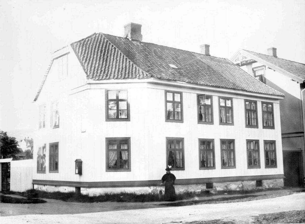 Repro: Bygård i Lillehammer?