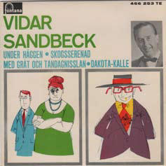 Vidar Sandbeck EP nr. 10 (Foto/Photo)