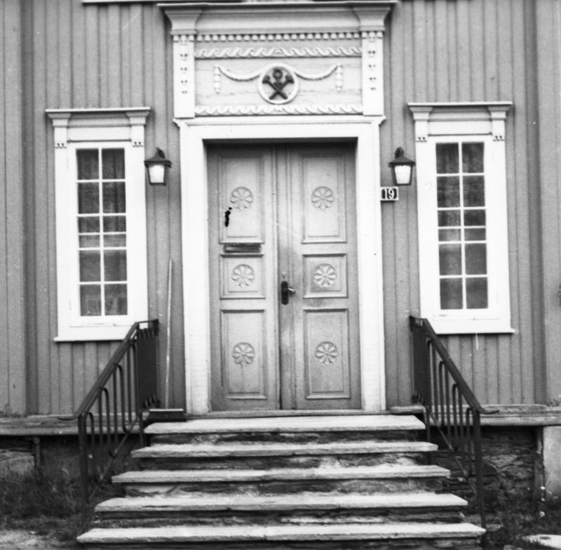 Direktørgården hus nr 17 (Foto/Photo)