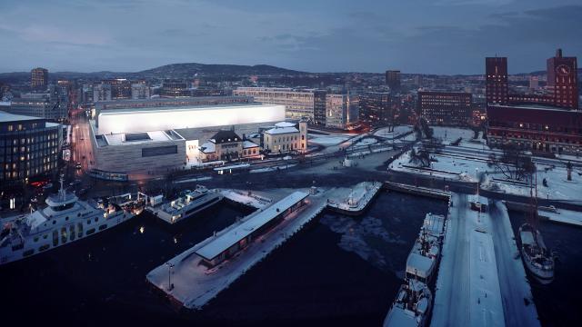 Nasjonalmuseet for kunst, arkitektur og design (Foto/Photo)