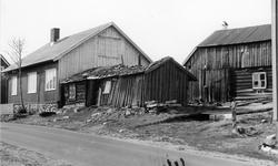 Gårdsanlegg med i Ol-Klemmetsaveien 49 på Røros