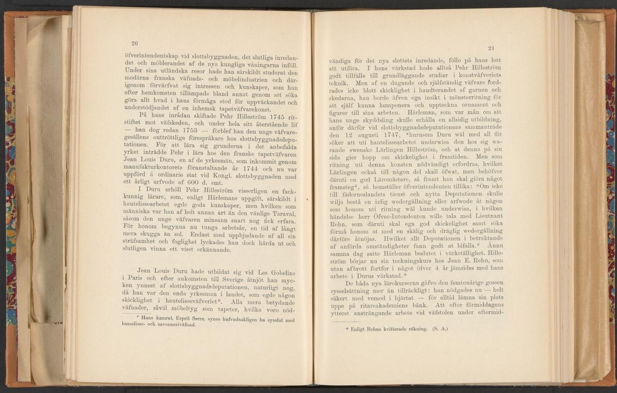 Stora Kopparbergs bergslag. Biographica. Ur Carl Sahlins bergshistoriska samling.