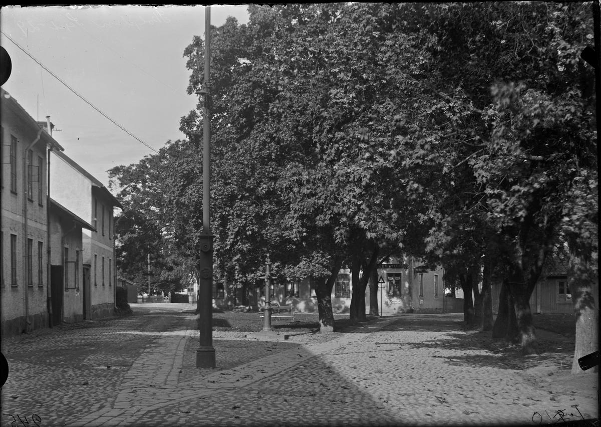 Skolplan, 1929.