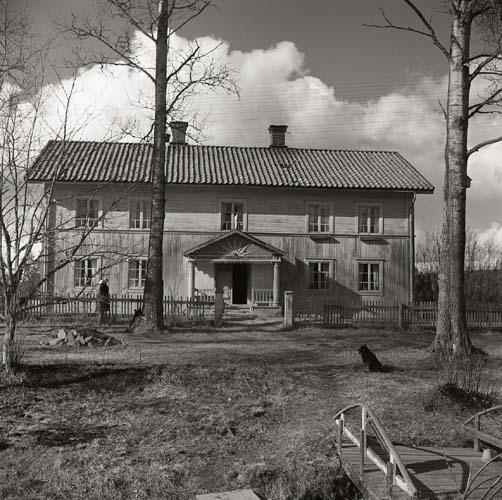 Brokvisten på Lassekrog 7 maj 1959.