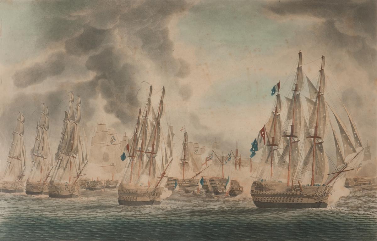 Dodd, Robert (1748 - 1815)