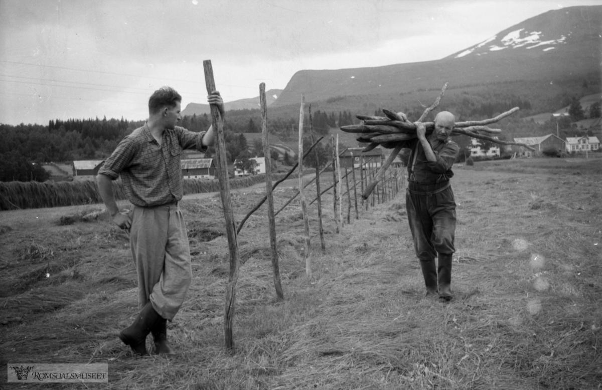 """Tur Ørsta-Volda 13-19.07.1957"""