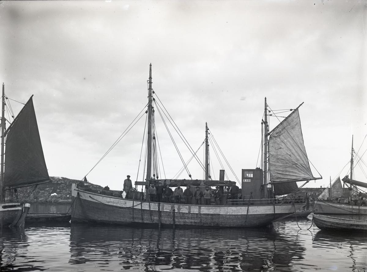 Fiskekutter Reg. R649