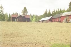 Gården Engebråten på Harestua.