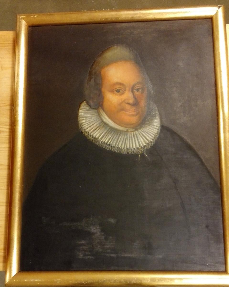 Portrett av sogneprest Gerhard Daae.