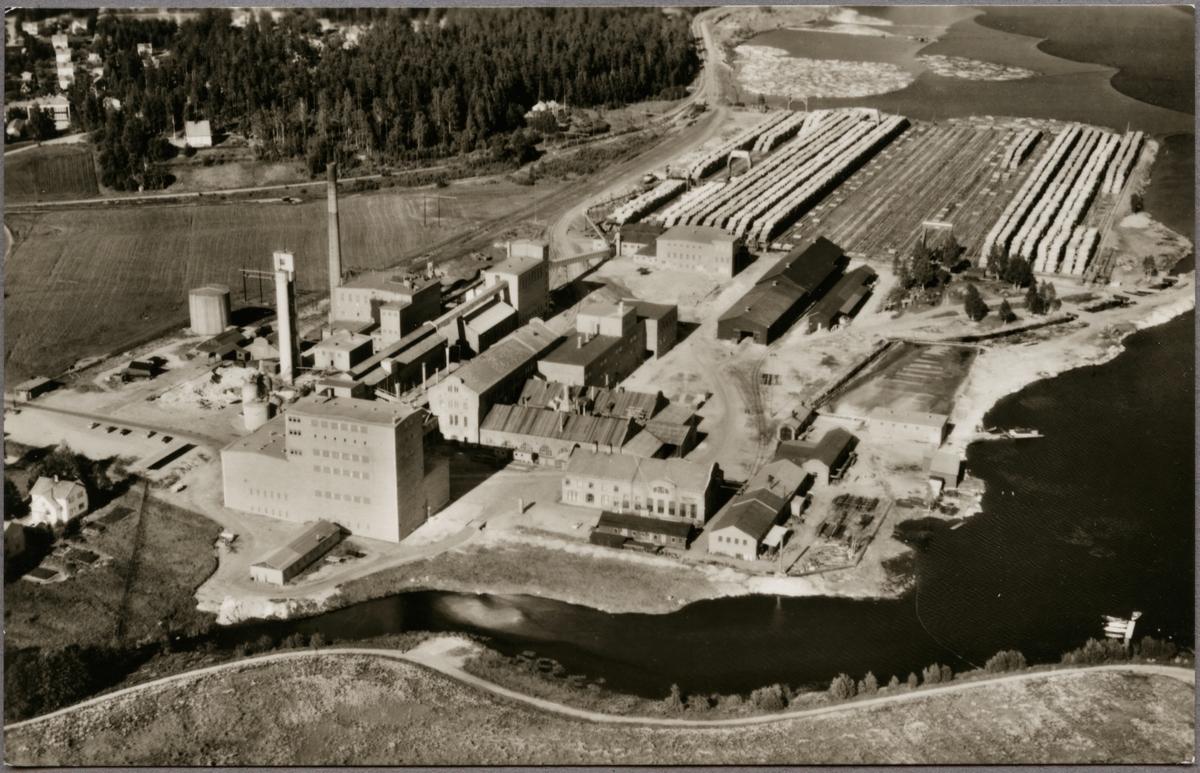 Sulfitfabriken i Vannsätter.