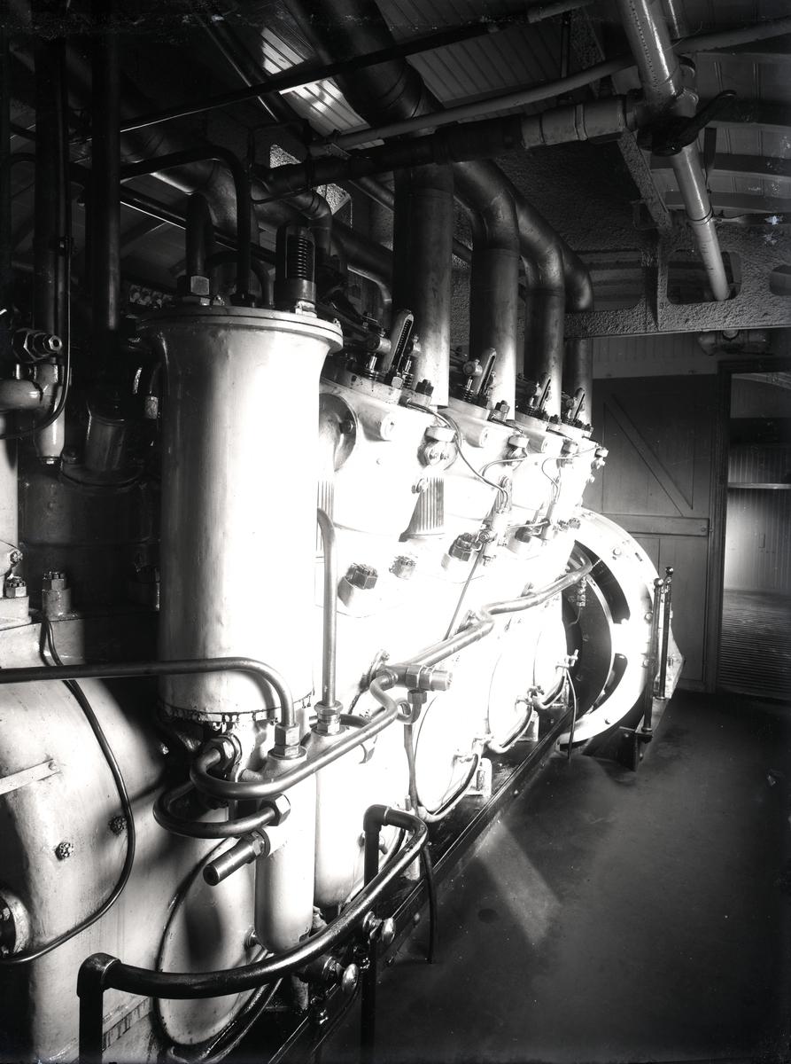 Diesel-elektrisk vagn för SSJ (alternativt HNJ, LJ, HHGB).