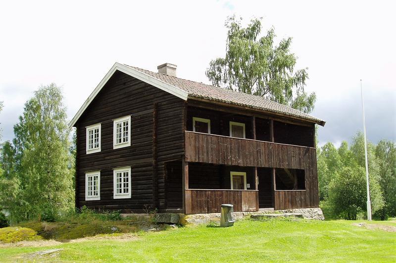 Våningshus (Foto/Photo)