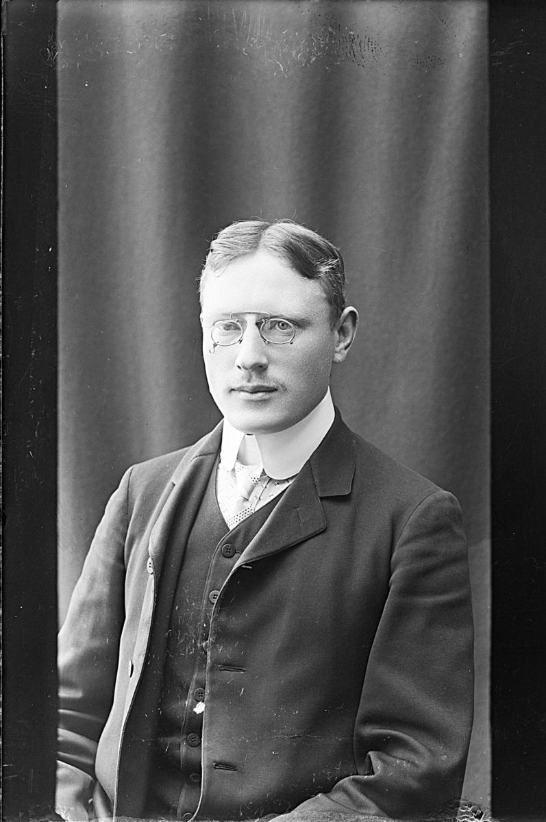 Telegrafkontrollör Karl Anton Johansson