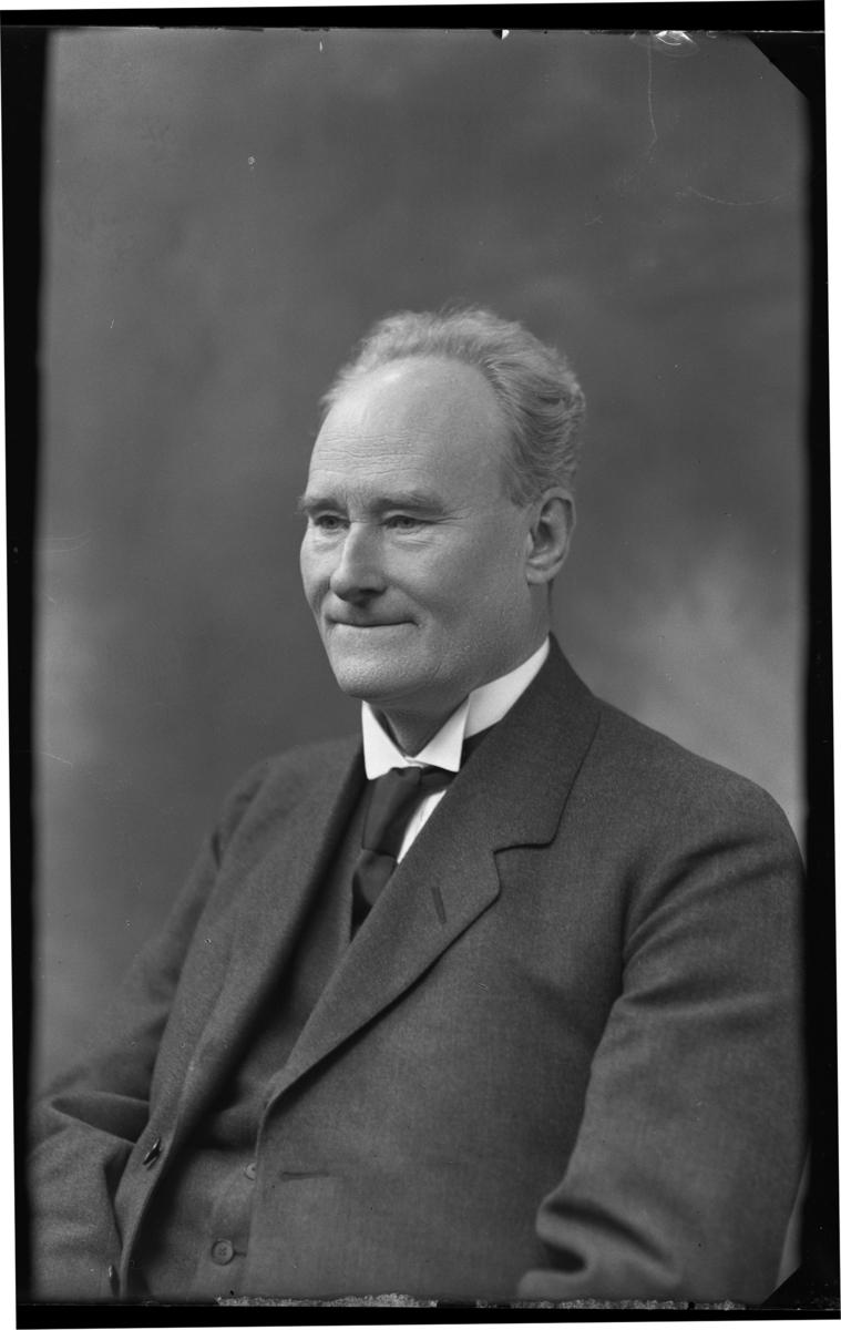 Organist Johan Oskar Johansson, Sevalla.