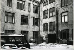 Storgaten 4 - Karlandergården - Bakgård