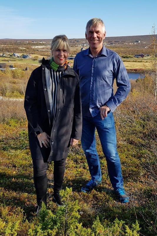 Sandvik og Revold i Finnmark