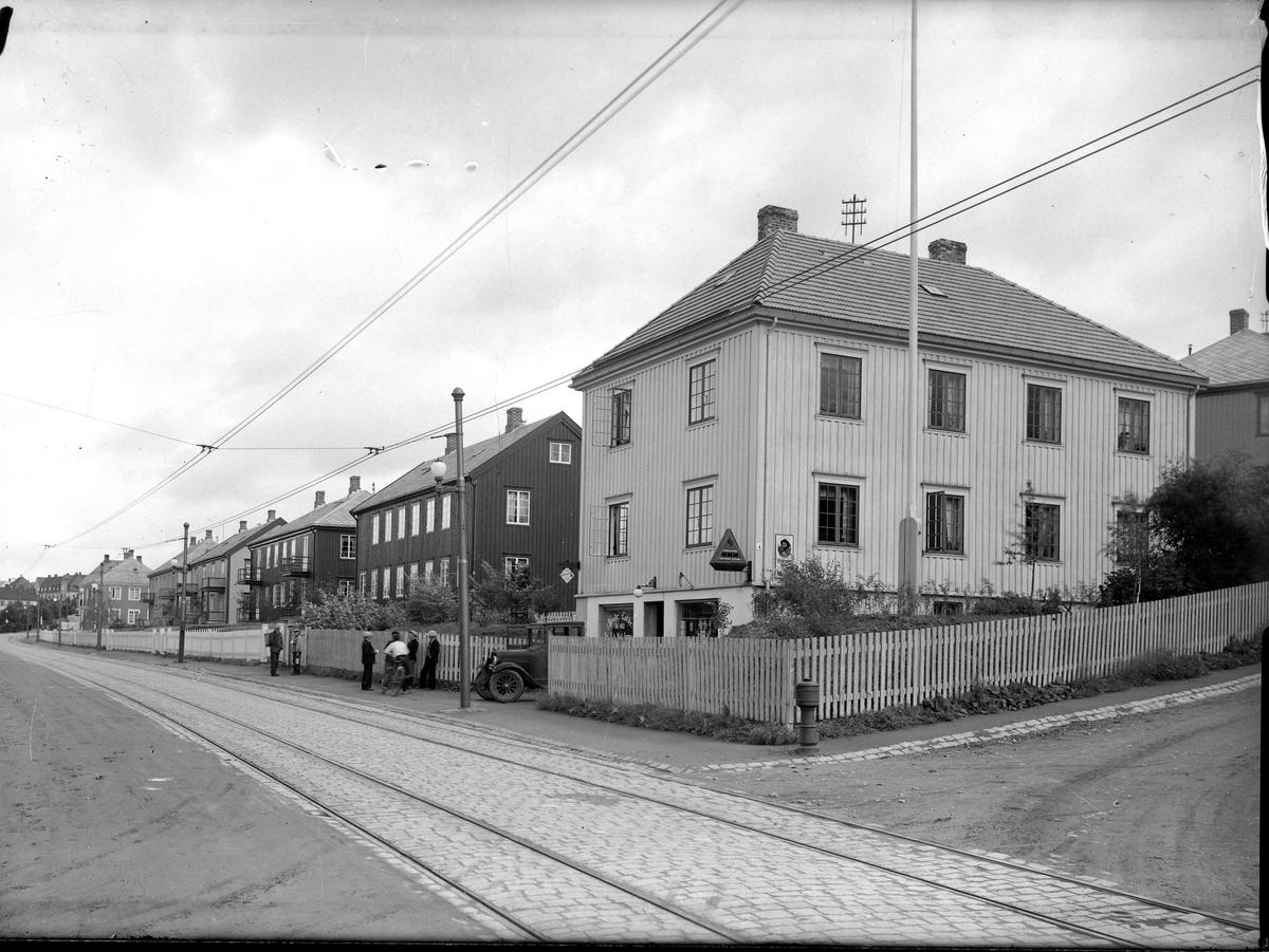 Parti fra Eidsvolds gate, Singsaker