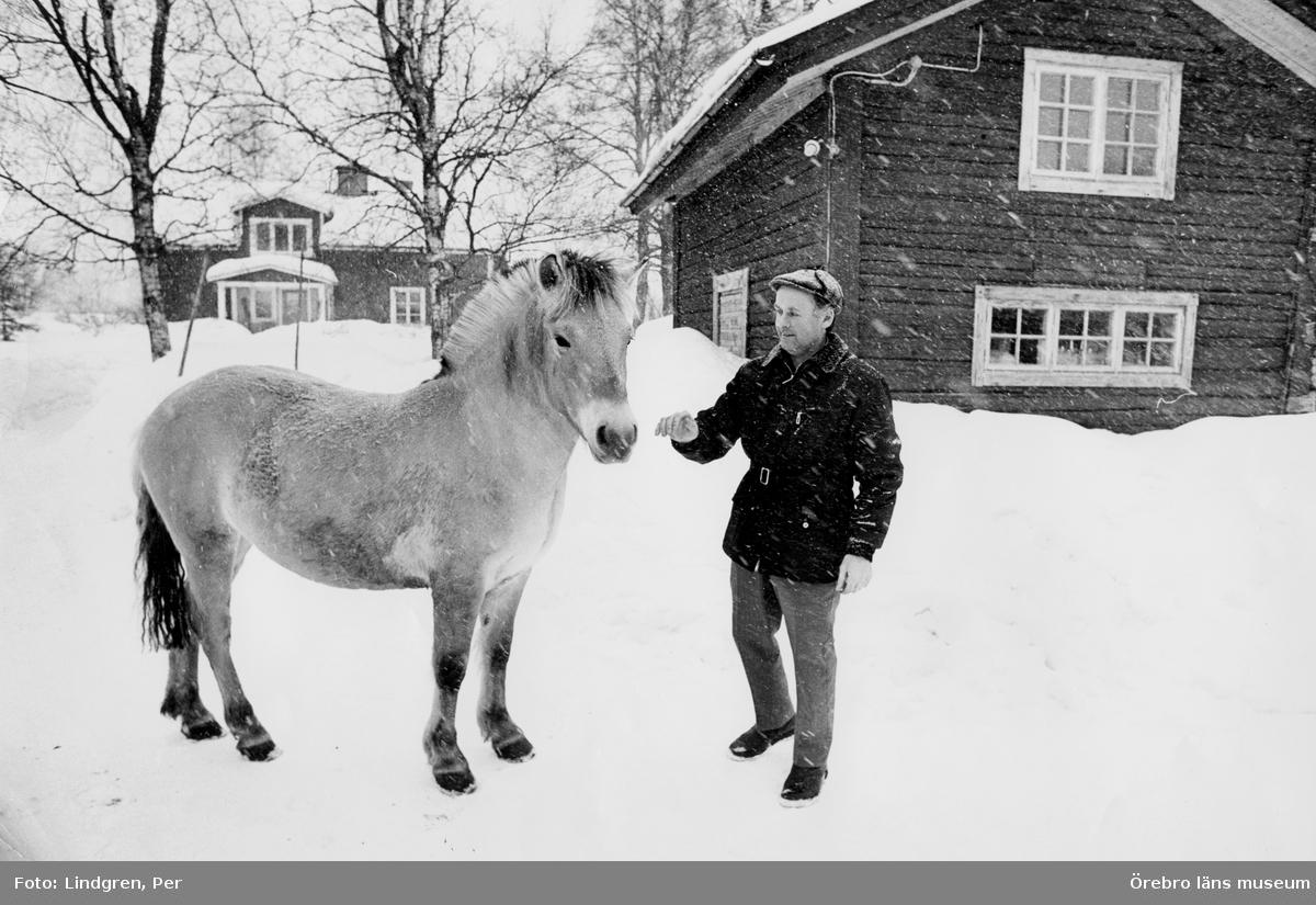 Hans Andersson. 7 mars 1977