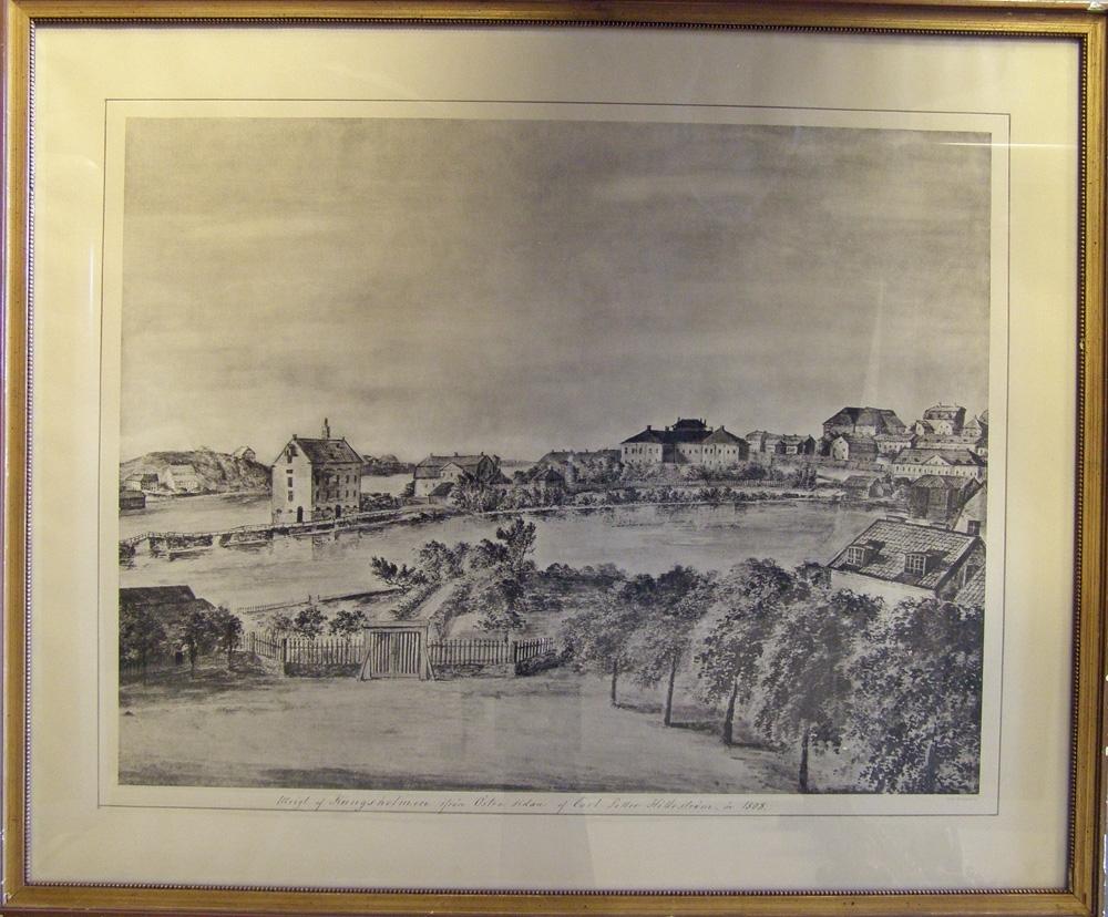 Utsikt från Kungsholmens östra sida