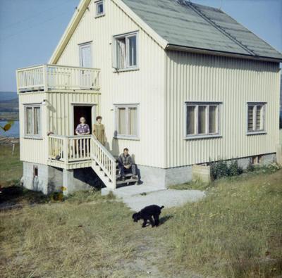 Huset fra Olderfjord, 1960-tallet