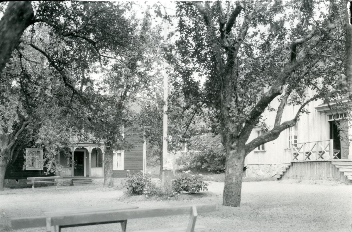 Kila sn, Sala. Öster Sätra, Karlnäs, 1920-talet.