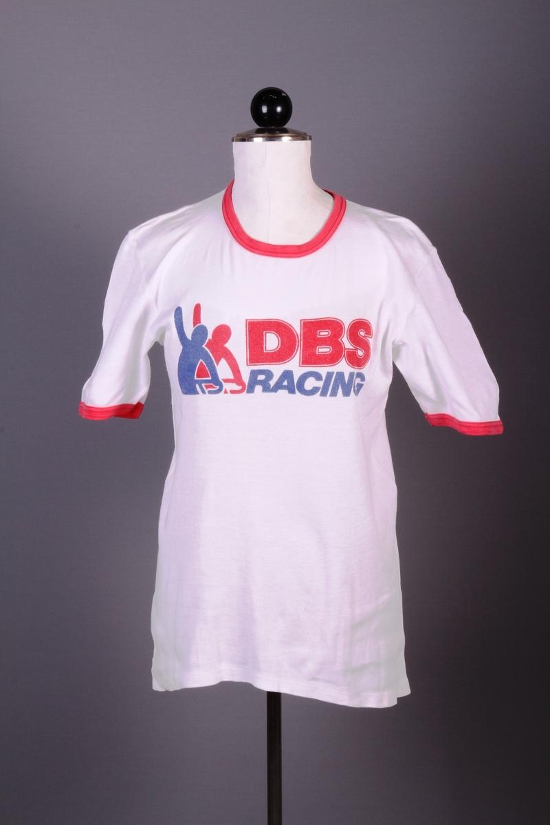 T-skjorte med påtrykt dekor.