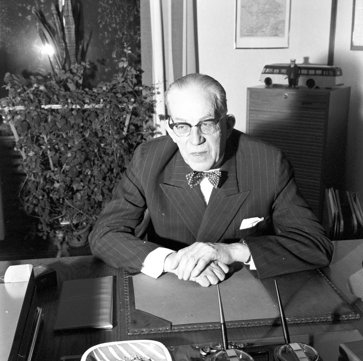 Byråchef, Brc, S. Fogelberg
