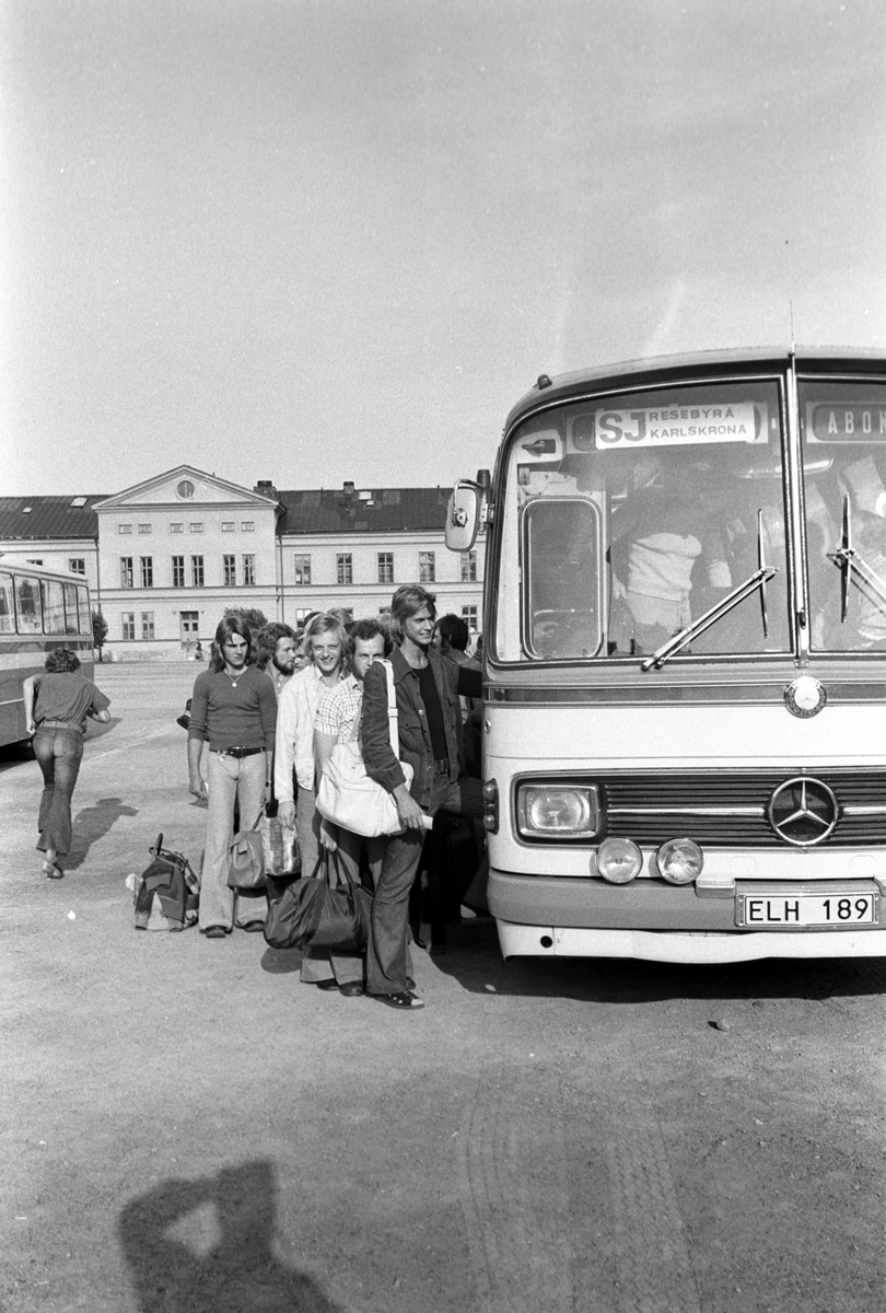Karlskrona Vaxjo Jarnvag Cwj Permissionsresor Med Buss
