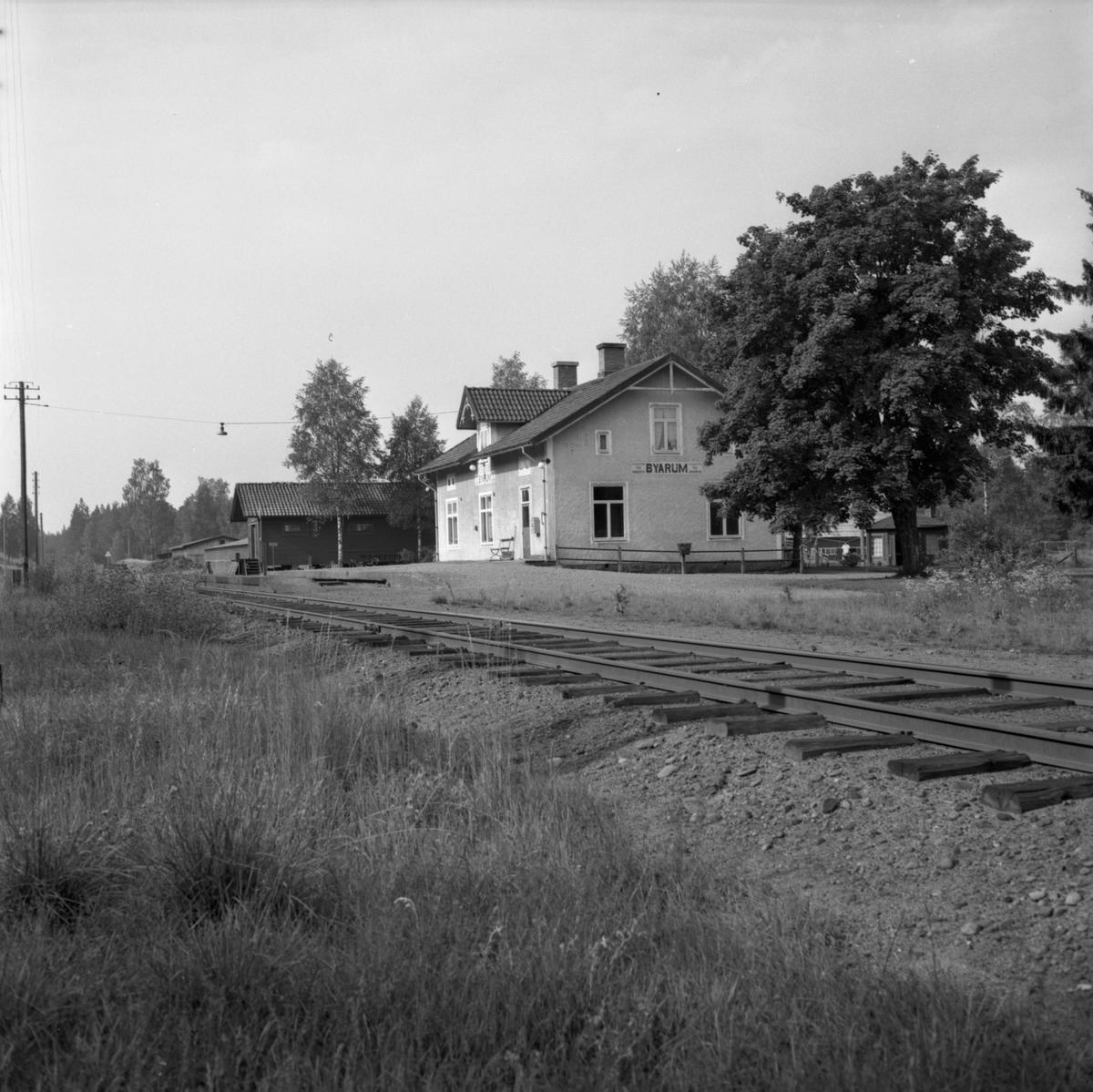 Byarum station.