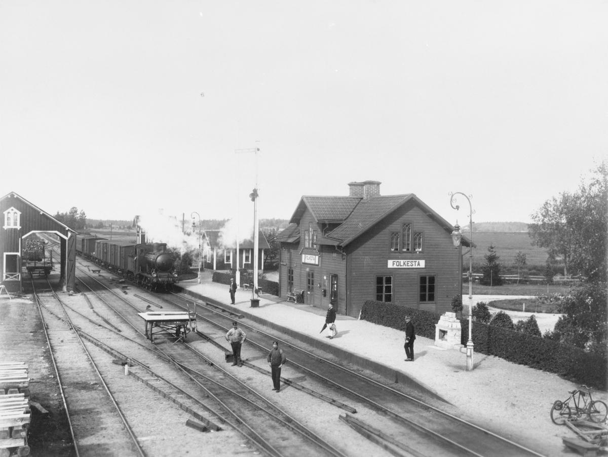 Oxelösund - Flen - Västmanland Järnväg, OFWJ K3 30
