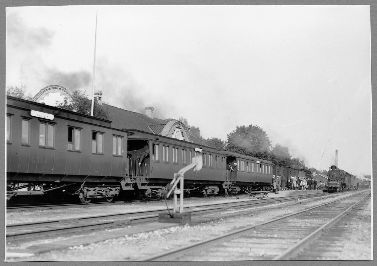 Gävle - Dala järnvägar, GDJ H3 75.