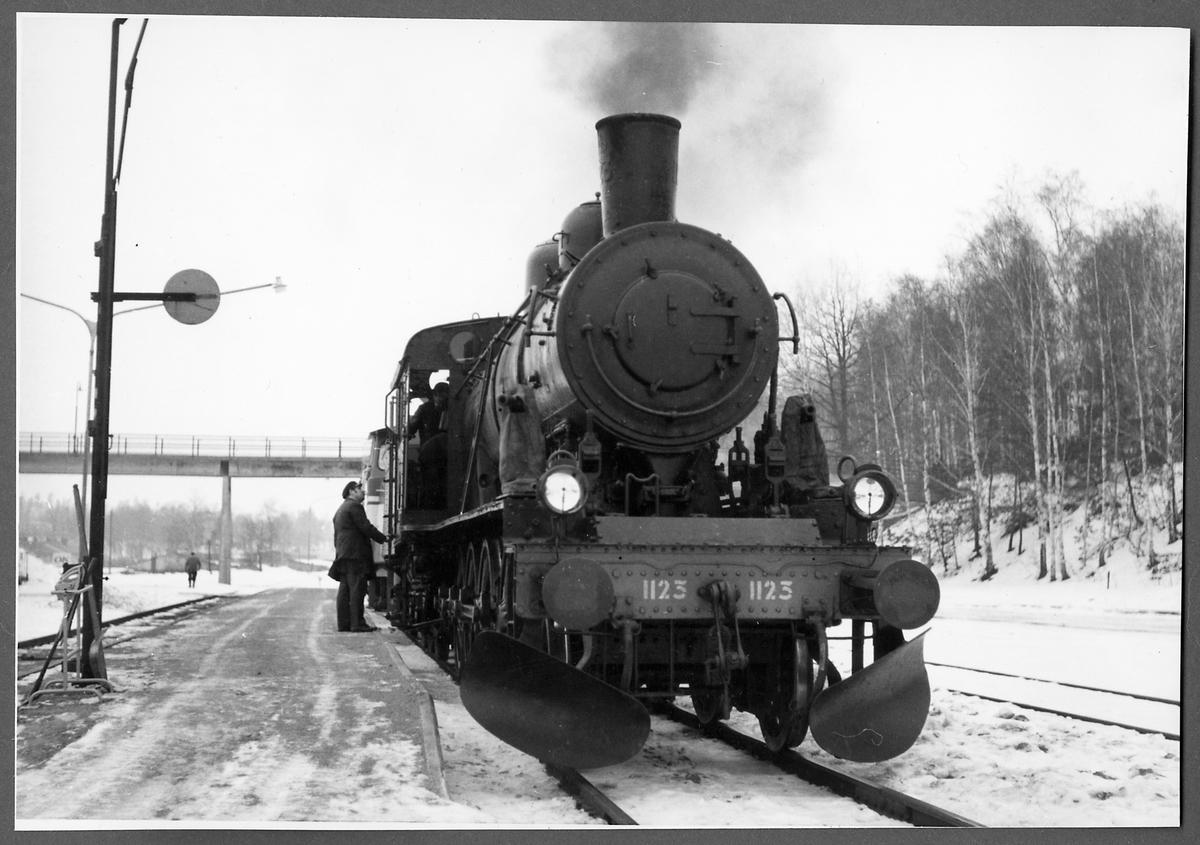 Statens Järnvägar, SJ E2 1123.