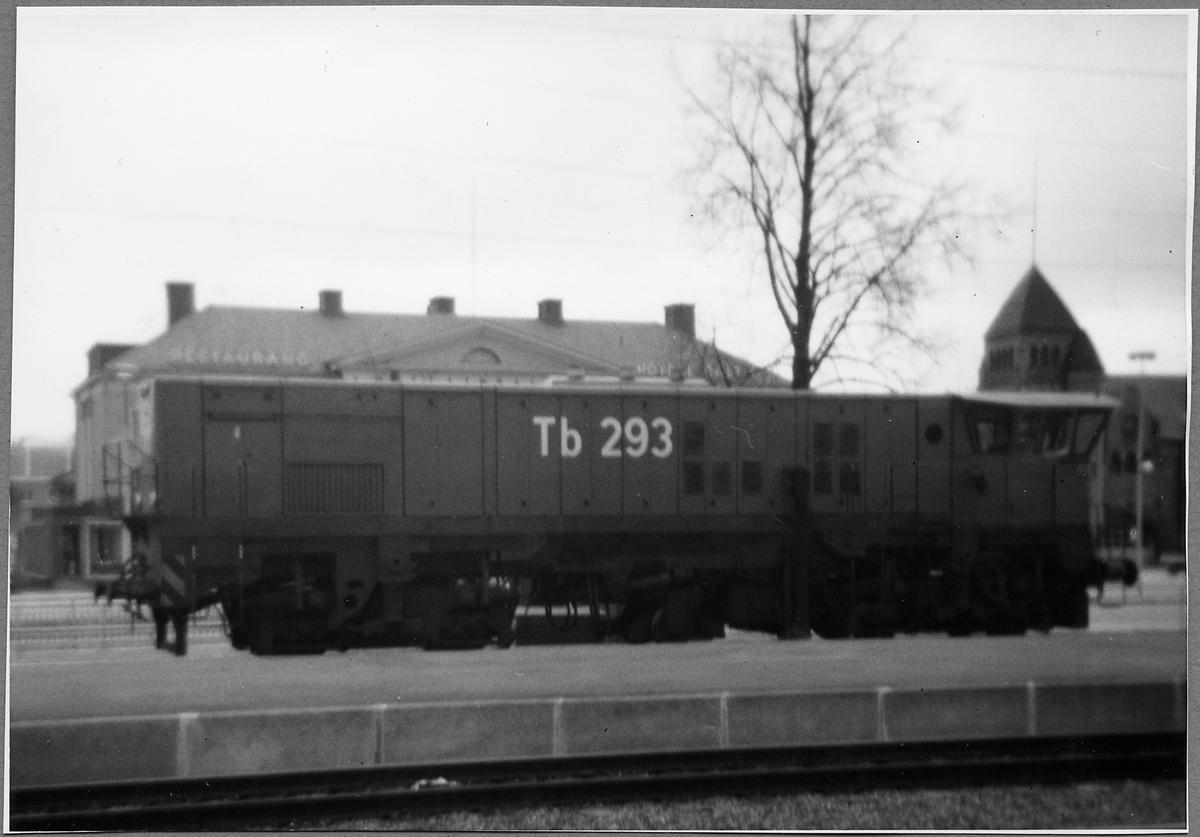 Statens Järnvägar, SJ Tb 293.