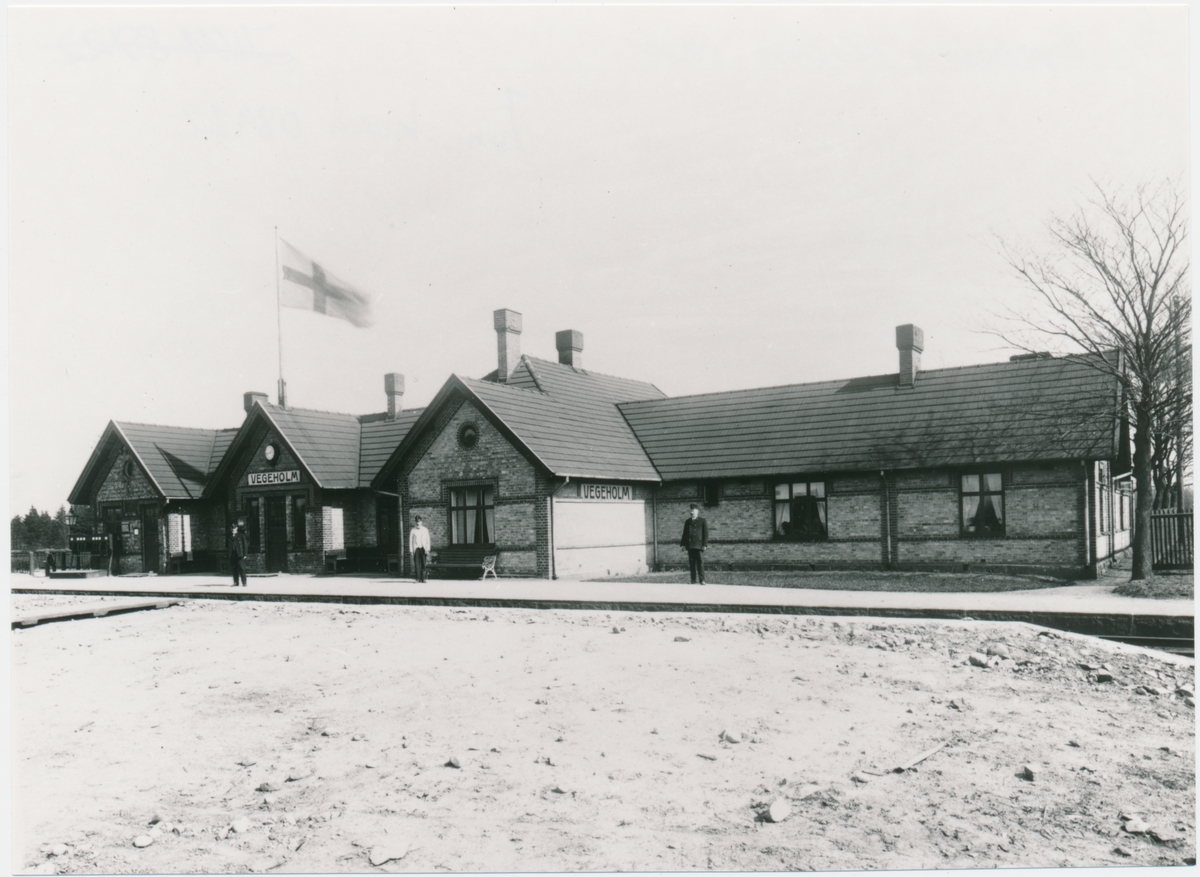 Vegeholm station