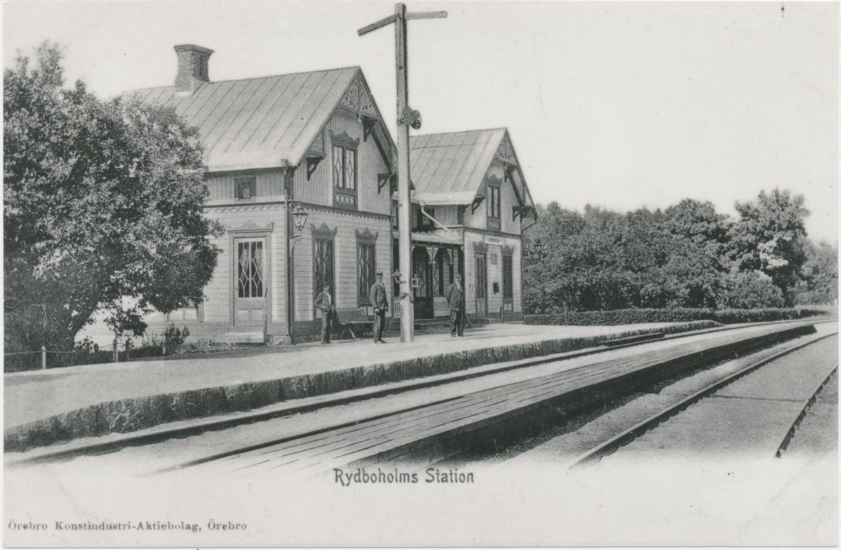 Rydboholm station.