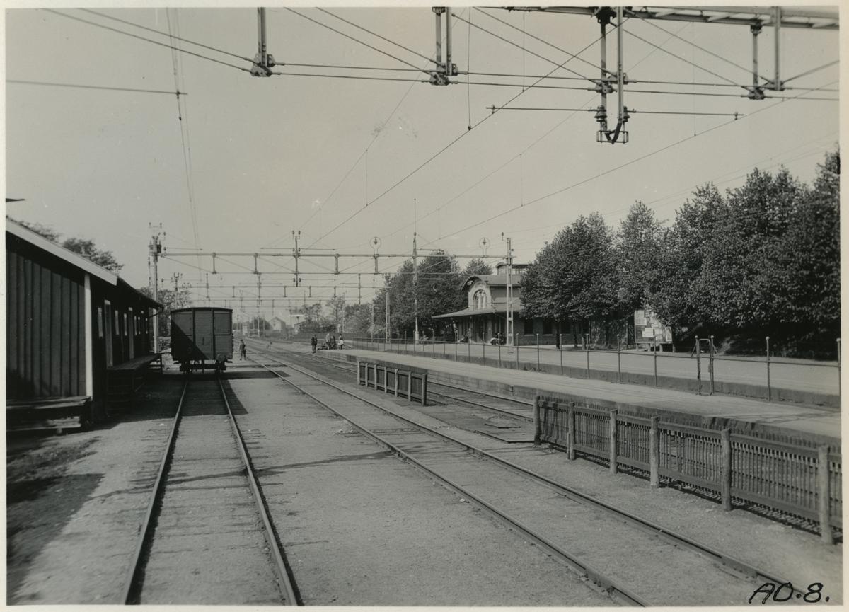 Partille station.
