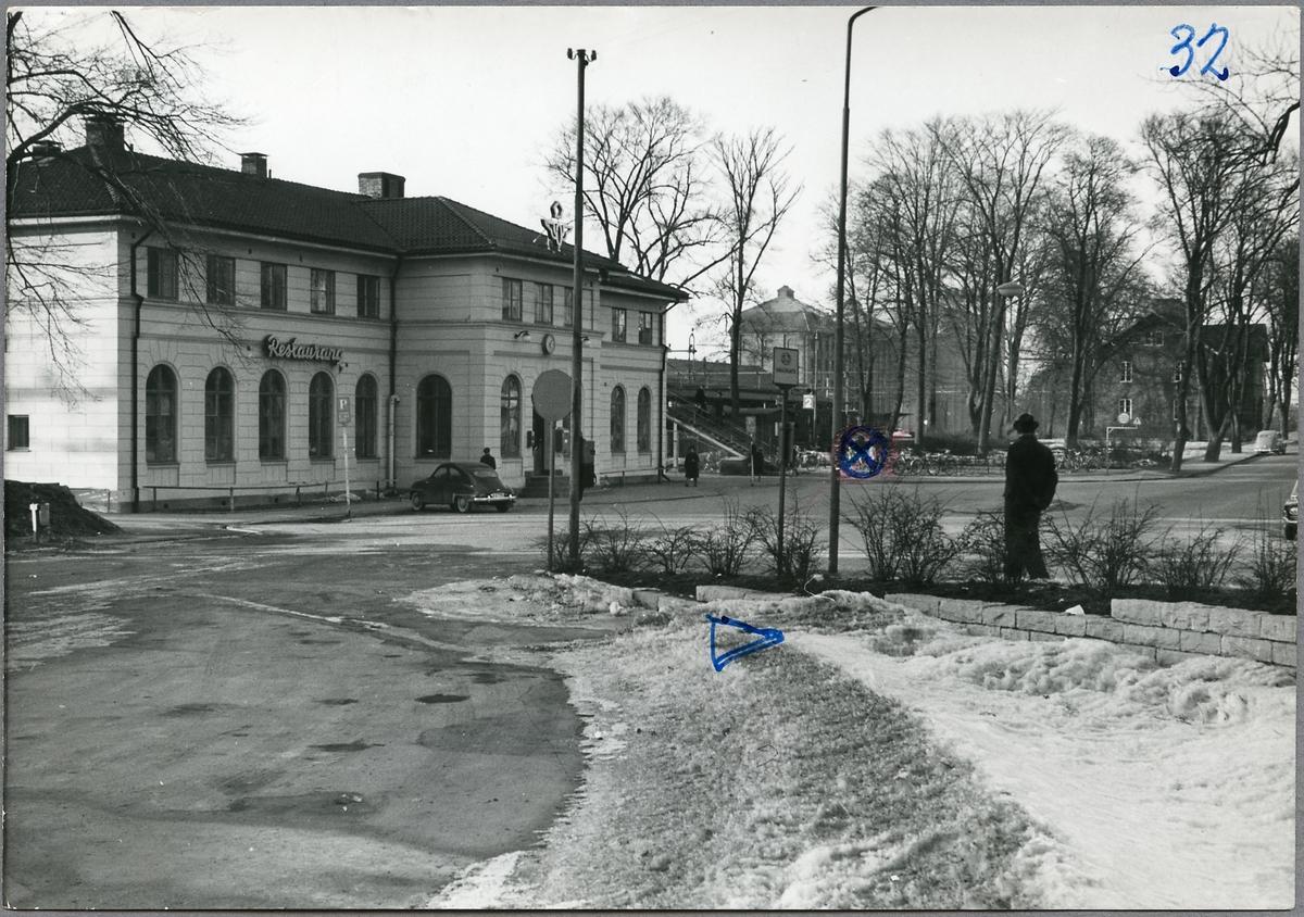 Mjölby station.