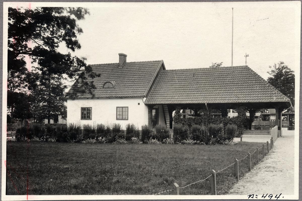 Sjöholmen stationshus.