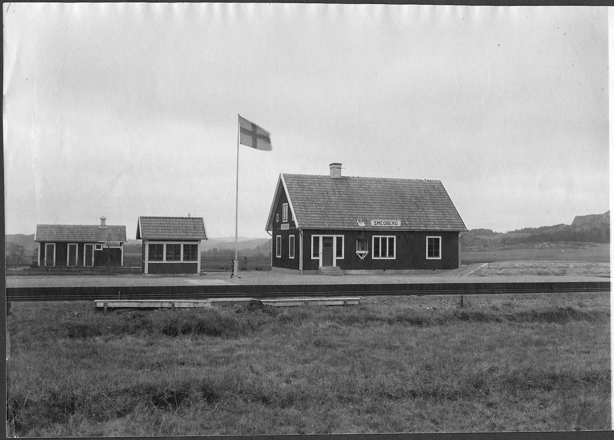 Smedberg station.