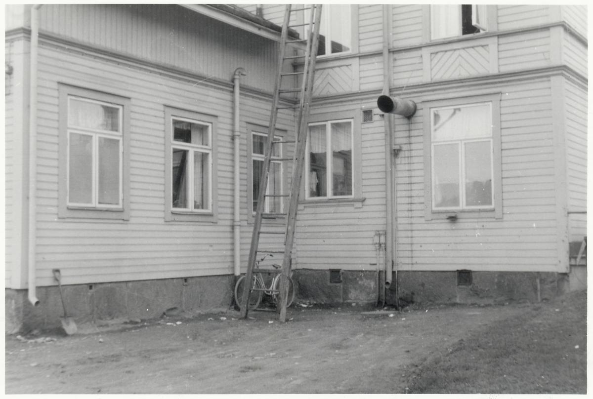 Järnvägshotellet i Vännäs.