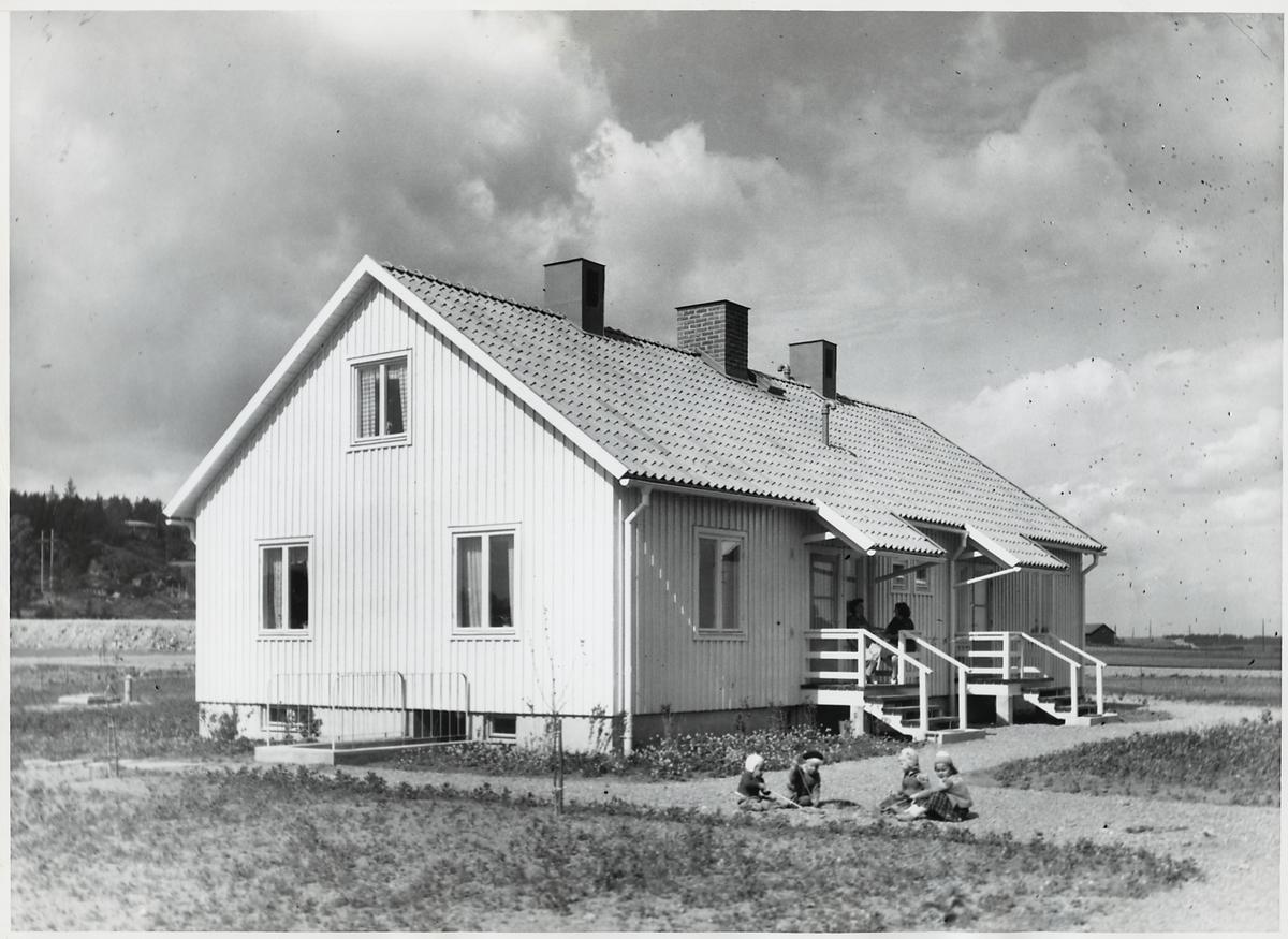 Tillberga bostadshus.