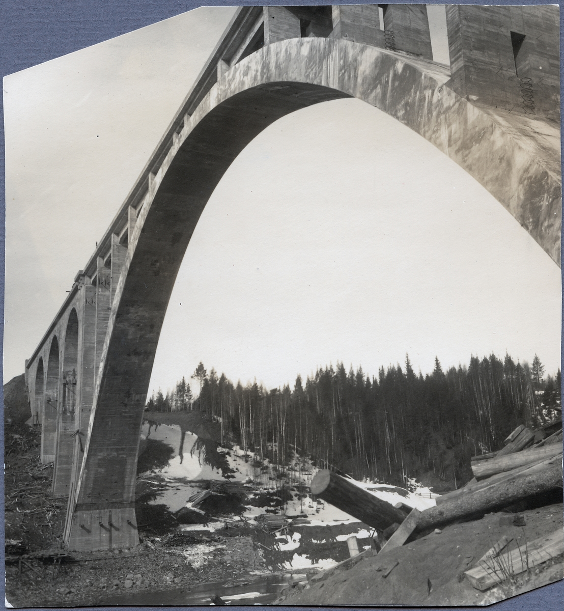 Bro över Öreälven.